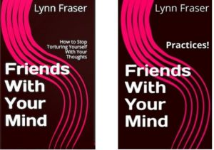 Friends With Your Mind and Practices Book Covers